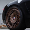 HRE 501 3PC Forged Wheels