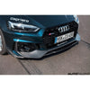 Capristo Carbon Front Spoiler For Audi RS5 F5 - AutoTalent