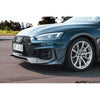 Capristo Front Carbon Spoiler For Audi RS5 F5 - AutoTalent