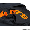 RKP Car Cover Black With Orange Lettering - BMW M4 GTS 2016-2019 - autotalent