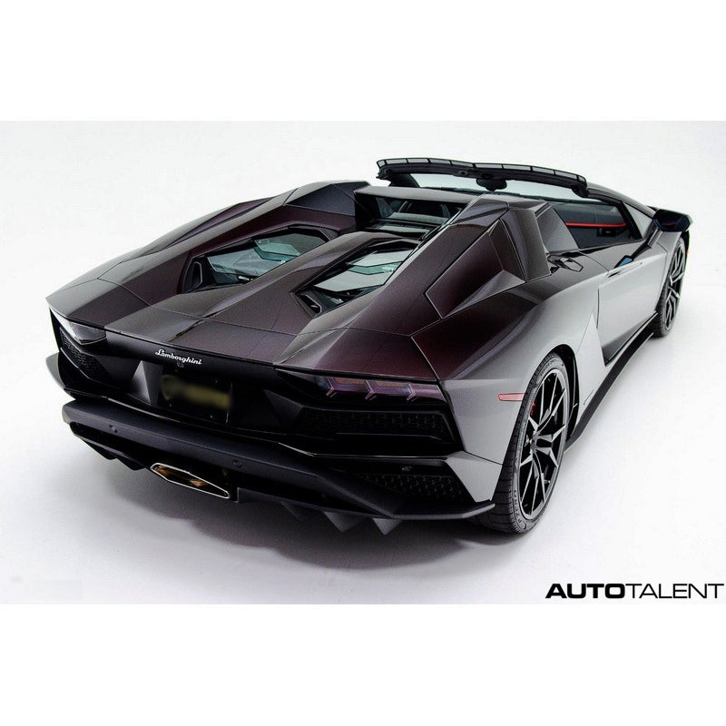 DME Tuning OBD ECU Upgrade for Lamborghini LP 740-4 Aventador S - AutoTalent