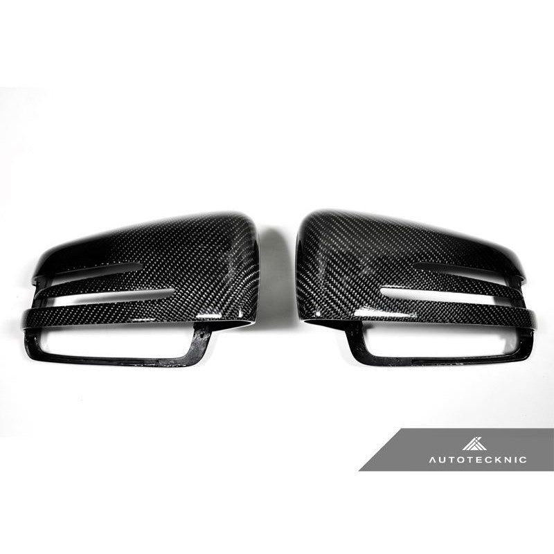 AutoTecknic Aero Mirror Covers For Mercedes-Benz X166 GLS63 AMG
