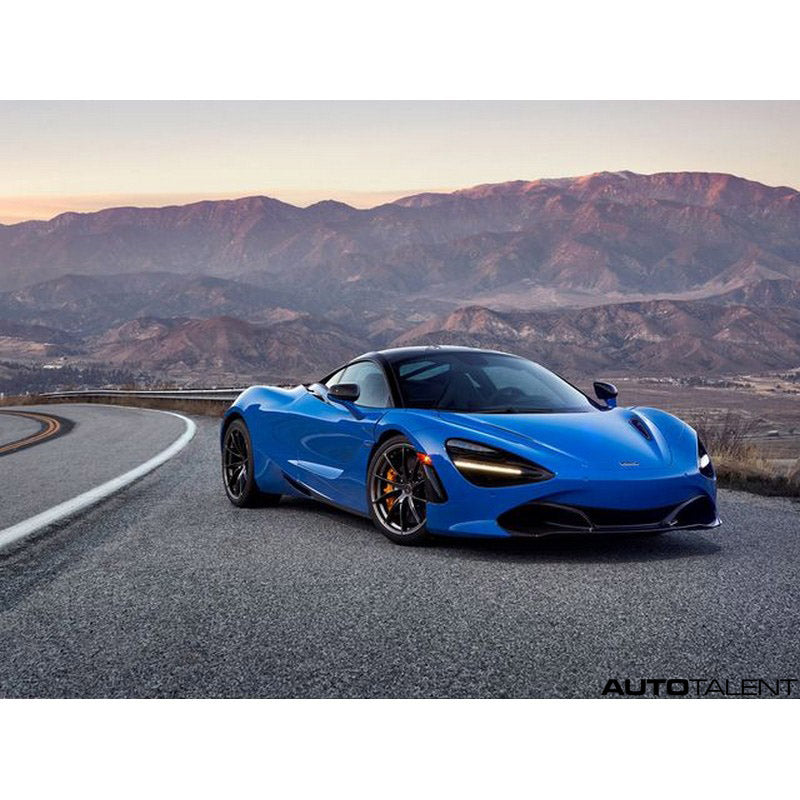 DME Tuning OBD ECU Upgrade for McLaren 720S - AutoTalent