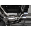 Capristo Exhuast Axle-Back For Mercedes-Benz AMG C63 - AutoTalent
