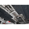 Capristo Mid pipe Exhaust For Mercedes-Benz AMG C63 - AutoTalent