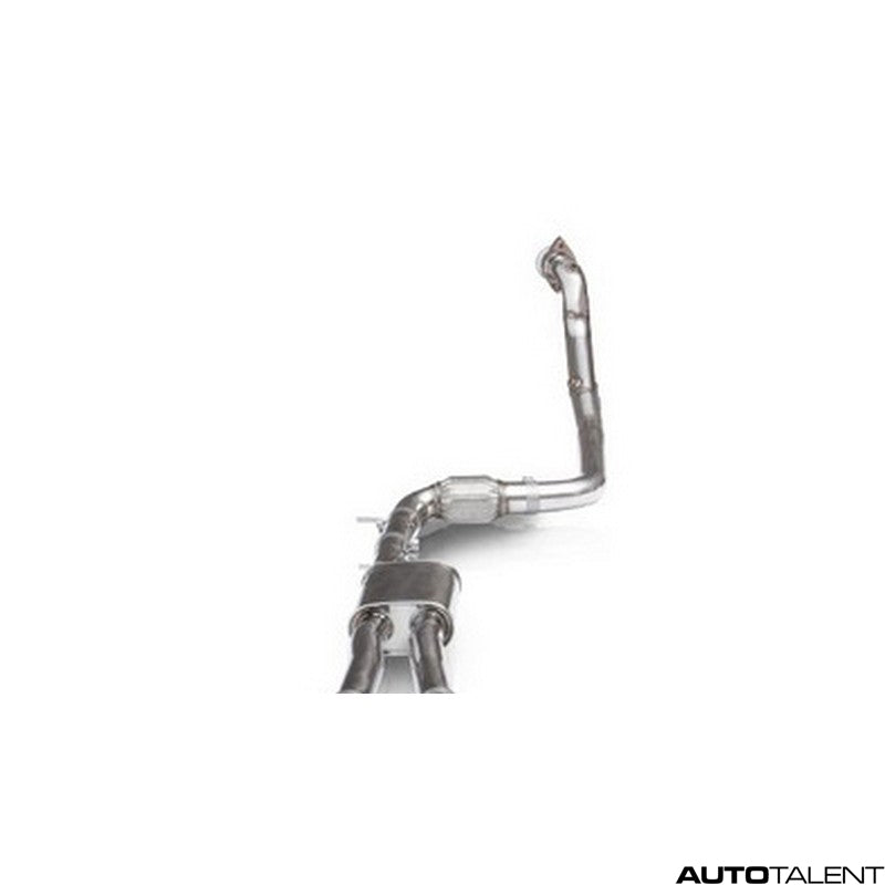 FI Exhaust Sport 200 Cell Downpipe - Ford Mustang MK6 2015-2018