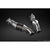 Capristo Exhaust 200 Cell Sports Cats Downpipes For Nissan GT-R MK3 2013-2016