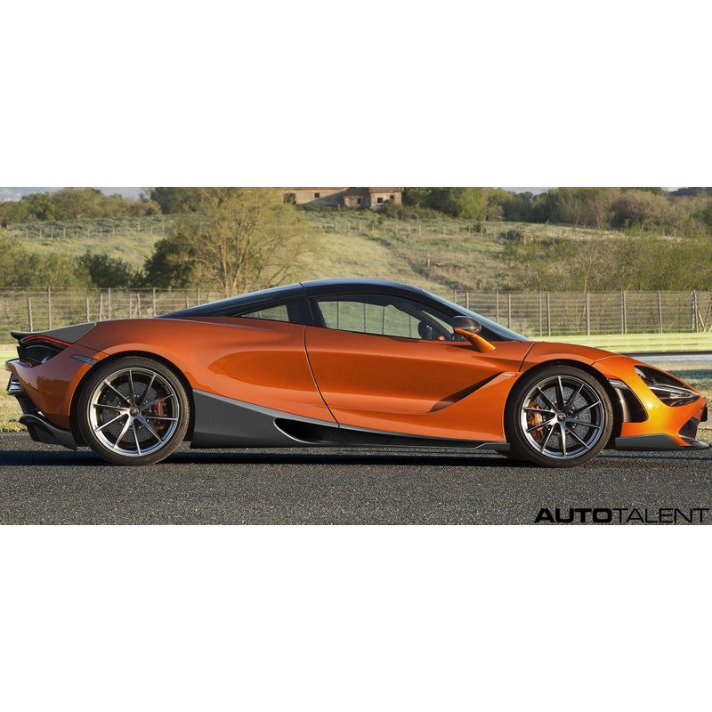 1016 Industries Aero Carbon Side Skirts For Mclaren 720S 2017-2019