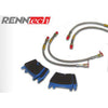 RennTech Performance Brake Package 1 For Mercedes-Benz S212 E 63 AMG Biturbo - AutoTalent
