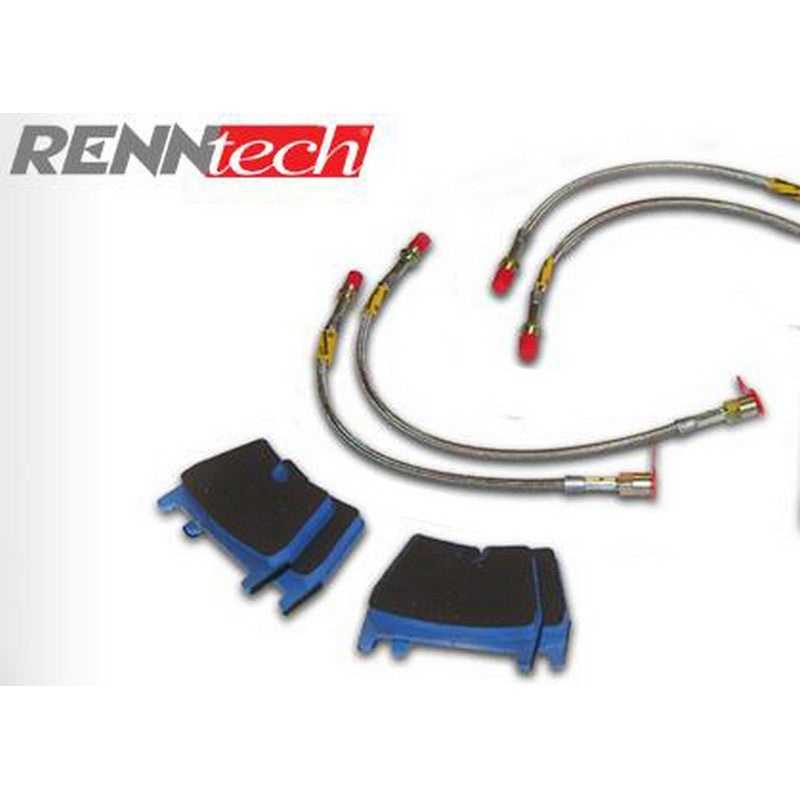 RennTech Performance Brake Package 1 For Mercedes-Benz C199 SLR McLaren 722
