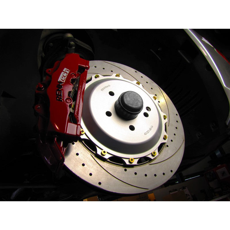 RennTech Performance Brake Package 4 For Mercedes-Benz C219 CLS 63 AMG