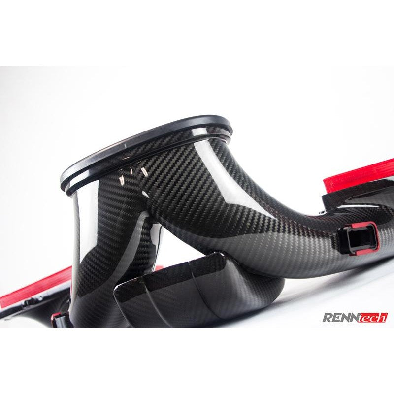 RennTech Performance Carbon Fiber Airbox For Mercedes-Benz C209 CLK 63 AMG