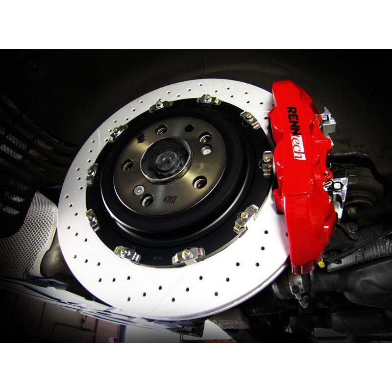 RennTech Performance Rear Brake Package For Mercedes-Benz C209 CLK 63 AMG