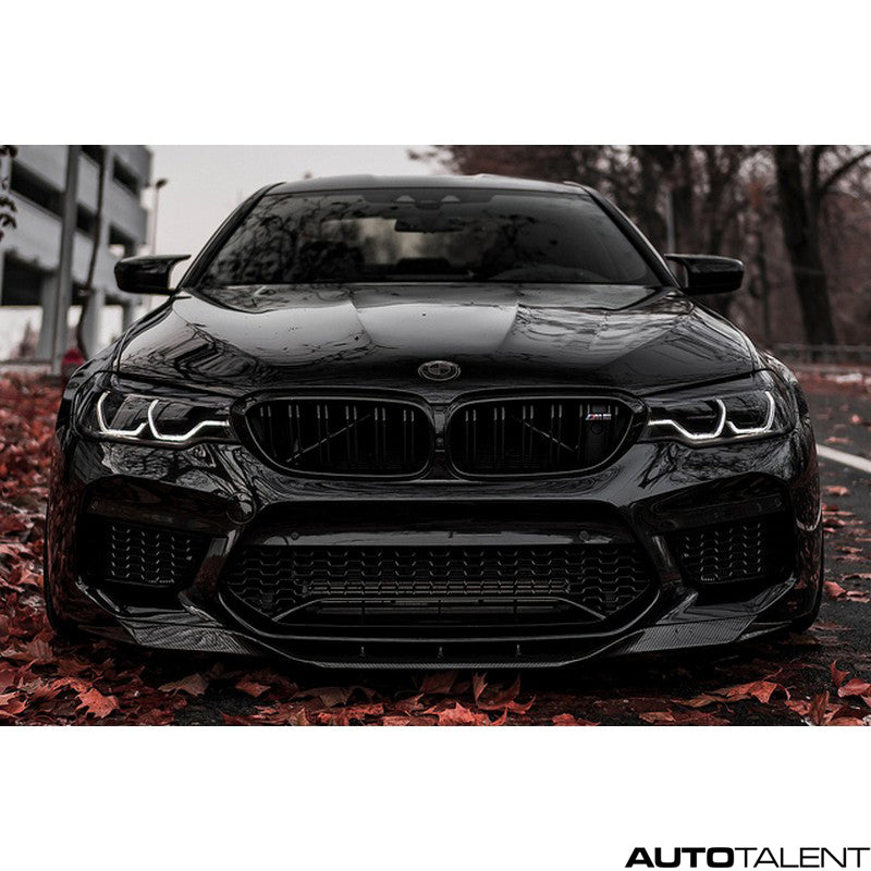 Buy RKP Carbon Front Lip 2x2 Weave - BMW M5, F90, 2018-2019