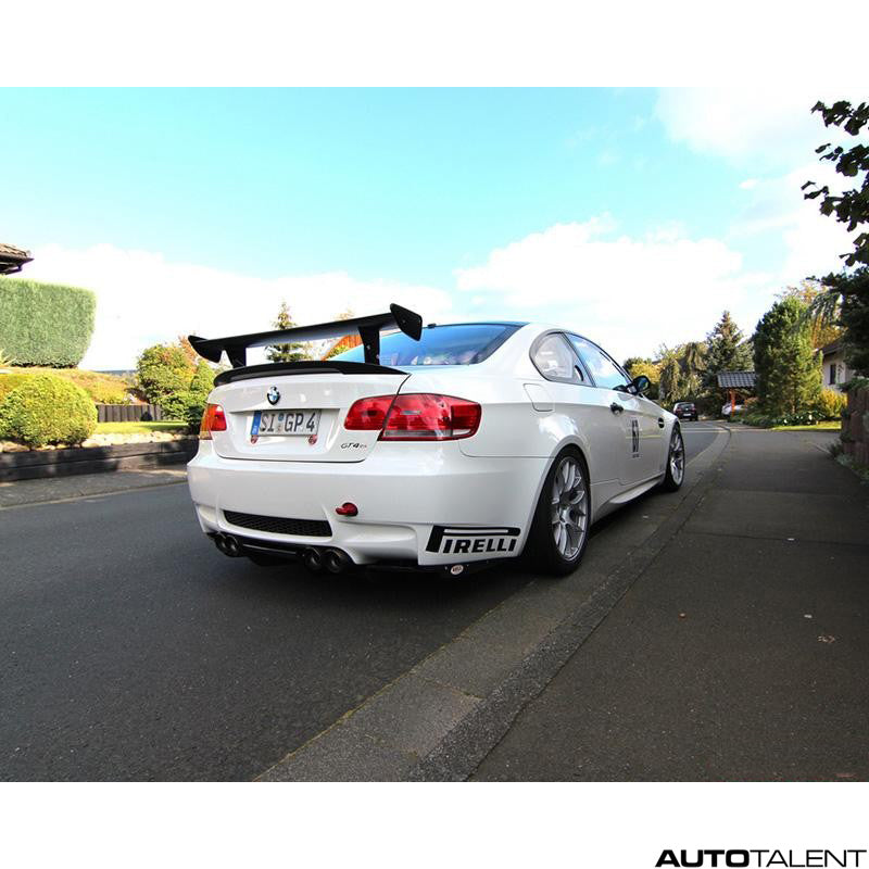 RKP Clubsport Aero Rear Wing 2x2 Weave - BMW M3 2008-2013