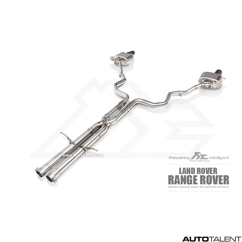 FI Exhaust Valvetronic Cat-Back System - Land Rover Range Rover Sport 2013-2018 - autotalent