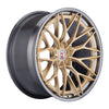 HRE S200H 3PC Forged Wheels