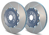 Brake Rotors (Pair) from Girodisc for Lamborghini Aventador