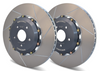 pair of rear girodisc rotors for MK7 Golf R VW