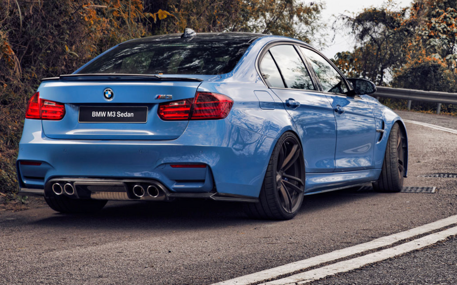 MTC Design - Rear Diffuser BMW F8x M3 | M4 2015-2020