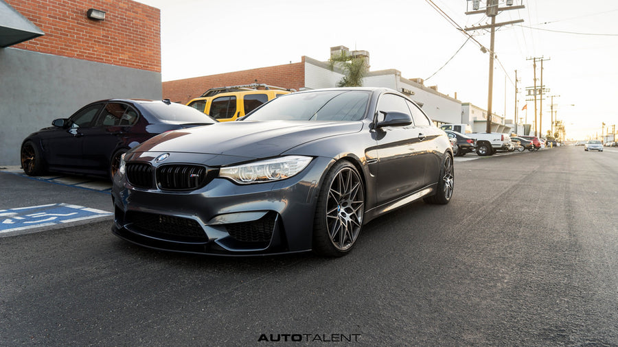 Swift Springs Sport Spec-R Springs BMW M4 F82 2015 +