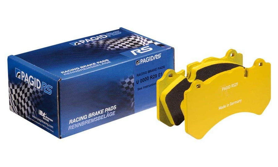 Pagid RS29 Front Yellow race brake pads