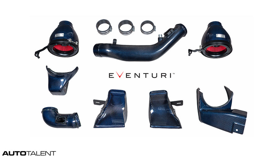Eventuri Carbon Fiber Intake System for BMW F80 M3 / F82 F83 M4