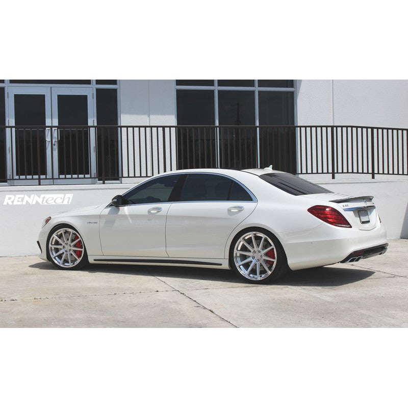 RennTech Sound & Style Pkg For Mercedes-Benz W222 S 63 AMG BiTurbo