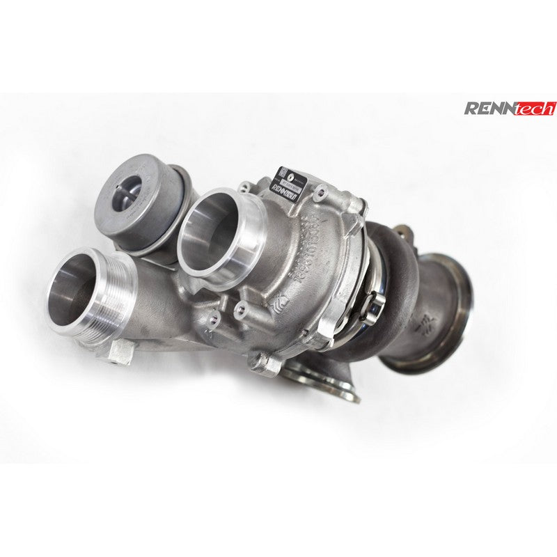 RennTech Performance Stage II Turbo Upgrade For Mercedes-Benz C253 GLC 63 AMG, S