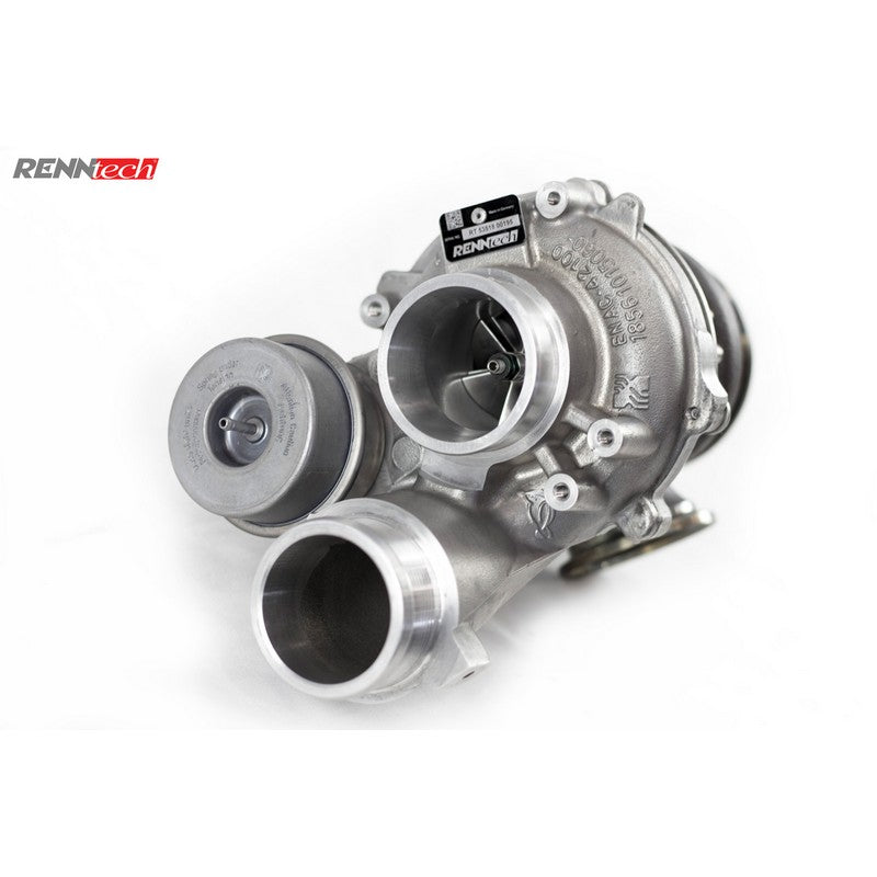 RennTech Performance Stage 1 Turbo Upgrade For Mercedes-Benz X290 GT 63 AMG, S - AutoTalent