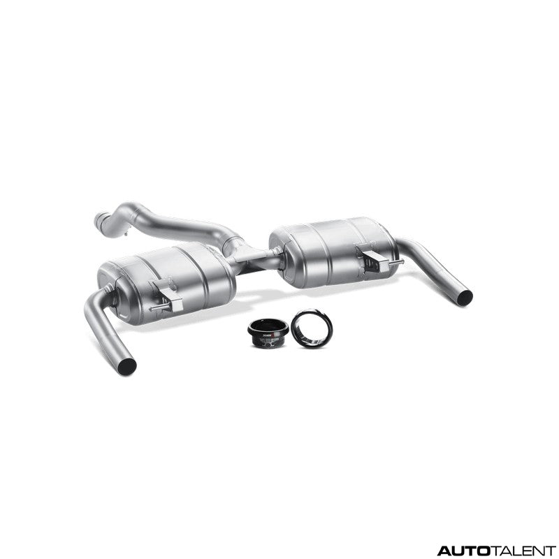 Akrapovic Slip-On Line (SS) - Renault Clio III RS 200, 2009-2012
