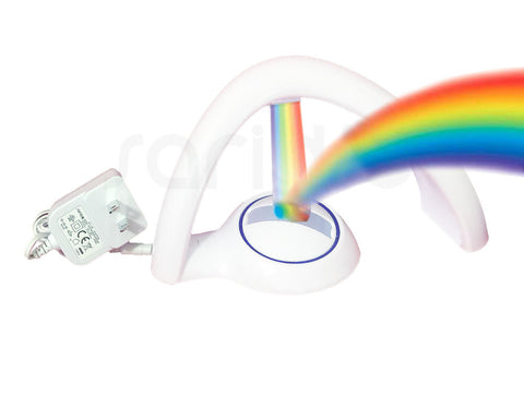Saridjo Amazing Rainbow in my Room Lamp with AC Adapter Included
