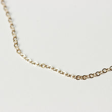 Gold Chain Anklet | Elefonissi Beach