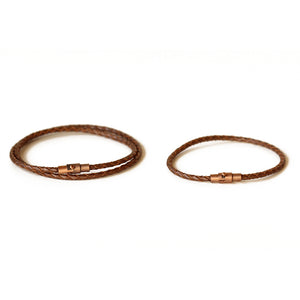 Thin Couple Bracelets | Mykonos & Naxos