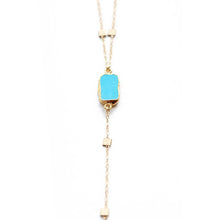 Turquoise Y Necklace | Doctor's Cave Beach