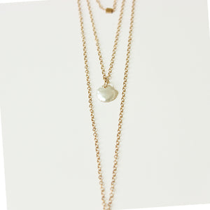 3 in 1 Pearl Necklace | Sanibel Island