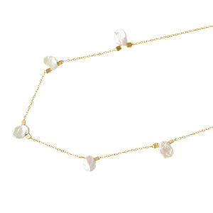 Fresh Water Keishi Pearl Necklace | Bora Bora