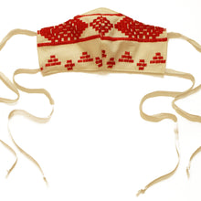 Embroidered Cotton Mask