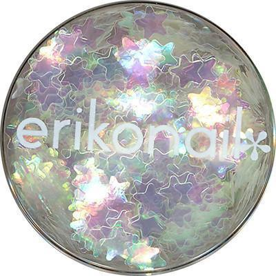 Erikonail Jewelry Collection Pearl White Star