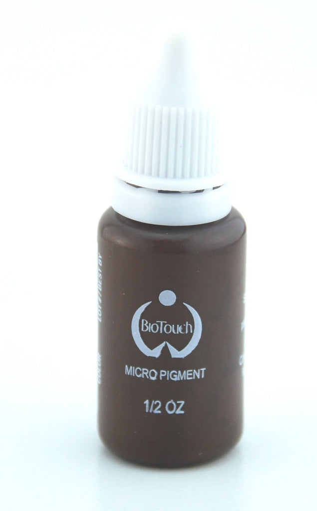 Biotouch, Biotouch Micro Pigment - Deep-Brown, Mk Beauty Club, Tattoo - Pigment
