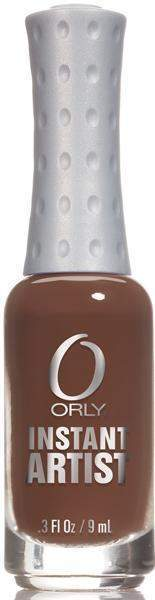 Orly, Orly Instant Artist - Chocolate, Mk Beauty Club, Nail Art