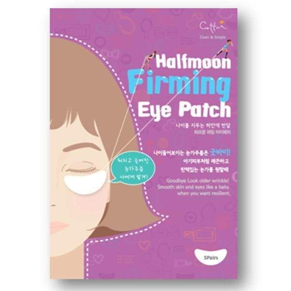 Cettua - Half Moon Firming Eye Patch - 5 Pairs Per Box