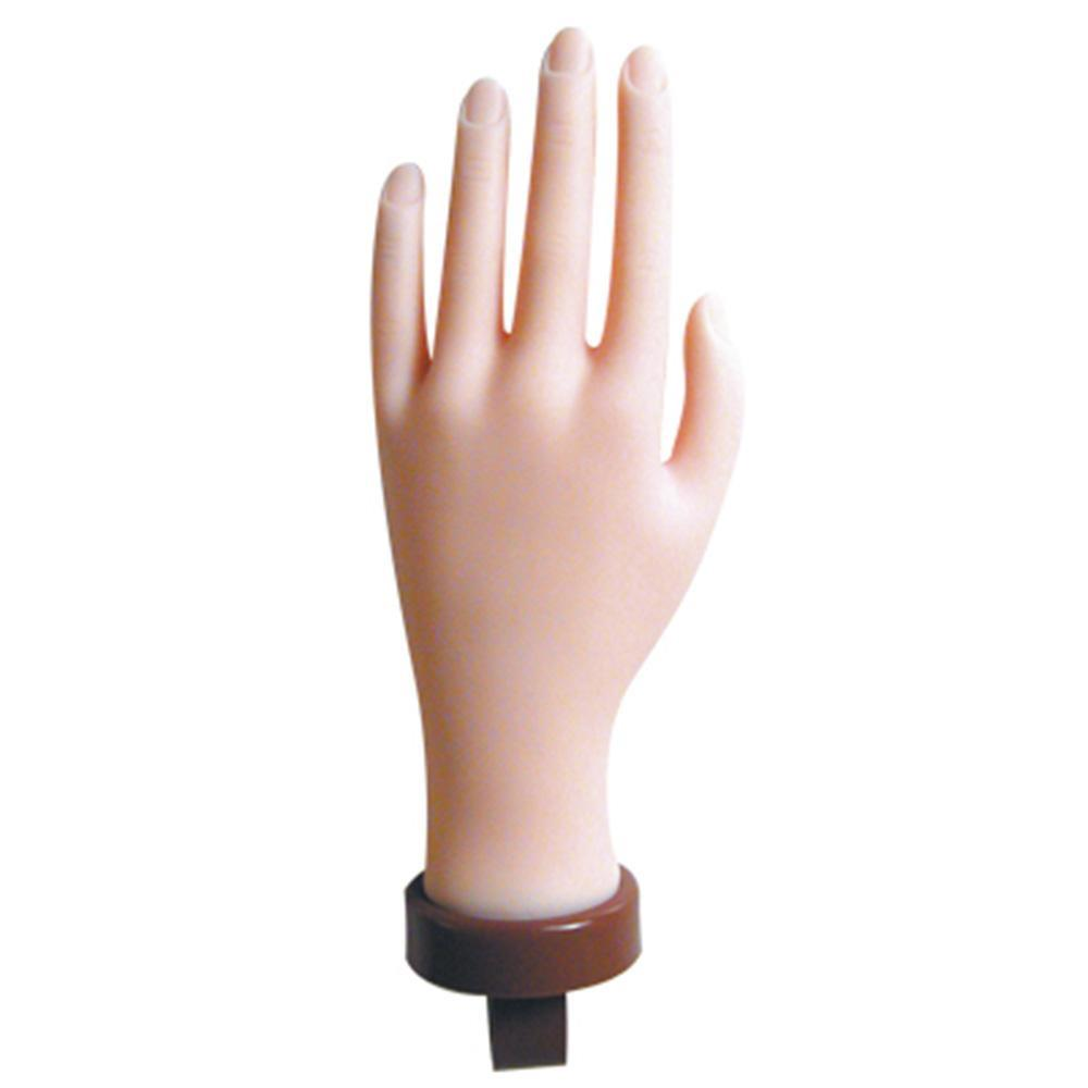 DL Professional, Debra Lynn - Left Replacement Hand for BX916-1, Mk Beauty Club, Practice Hand