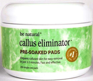 ProLinc-Callus Eliminator-Prolinc Be Natural - Callus Eliminator Pre-Soaked Pads