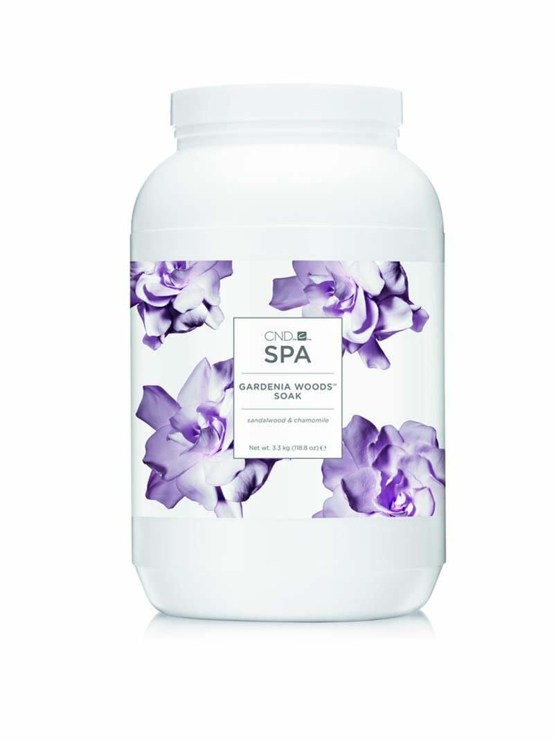 CND Spa Gardenia Woods Soak 118.8oz
