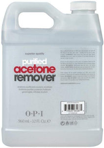 OPI - Purified Acetone Remover - 32oz