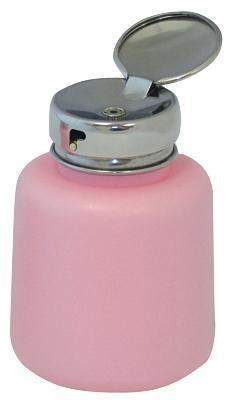 DL Professional-Supply-DL Pro - Pump Dispenser Bottle 6oz - Pink