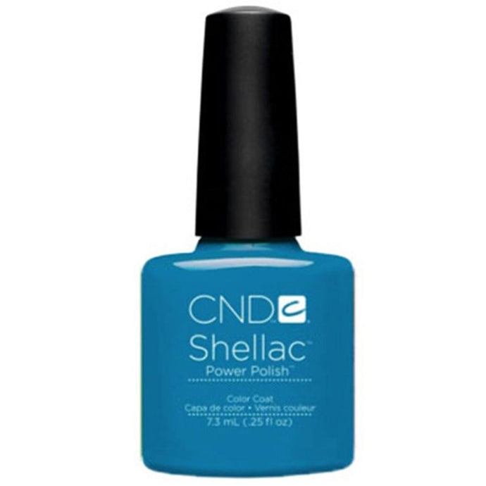 CND Shellac - Cerulean Sea - Paradise Summer Collection