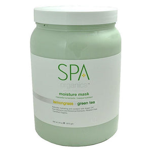 BCL SPA - Lemongrass + Green Tea  Moisture Mask - 64oz