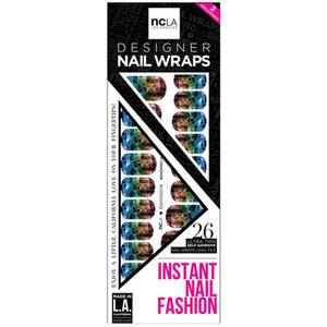 NCLA - Gemstone - Nail Wraps